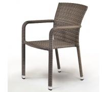 Плетеный стул A2001G-C088FT Pale (AM)