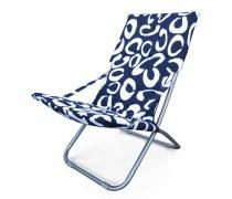 Кресло складное Белла-1 CHO-134B-1H-1E Blue (AM)