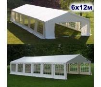 Шатер-павильон 6х12 AFM-1030W White (AM)