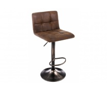 Барный стул Paskal vintage brown