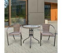 Комлект мебели для кафе Asol-1А (TLH-037A/087A)(AM)