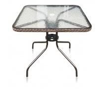 Стол для кафе Nicol В-80x80 см. (TLH-073А/В-80)(AM)
