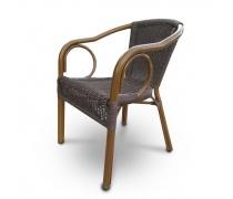 Кресло из искусственного ротанга (A-2010B)(AM)