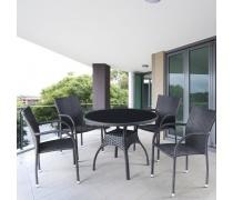 Комплект мебели из иск. ротанга Richi-1 (T247A-1/Y-282A)(AM)