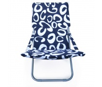 Кресло складное Bella - blue (134-1E)(AM)