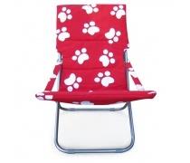 Кресло складное Bella - red (134-1H)(AM)