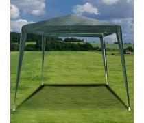 Садовый тент шатер 3x3x2.4м. (AFM-1022A Green)(AM)