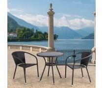 Комплект мебели для балкона Bridge-1 (T282B\Y-137С)(AM)