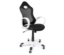 Кресло компьютерное «Ларедо» (с белыми подлокотниками) (TC)
