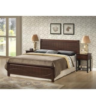 Кровать 3655-WSR-BW