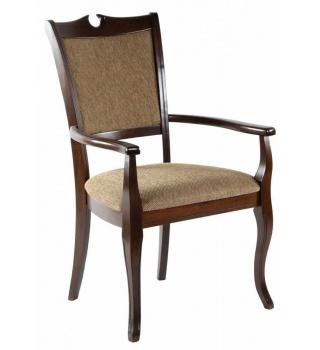 Кресло из массива гевеи Royal Роял