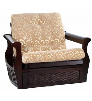 Кресло LB 2074 с ящиком ротанг