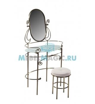 Туалетный столик с пуфиком 9909