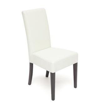 Стул с мягким сиденьем и спинкой «Диана» DIANA  Белый