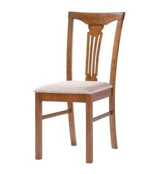 Стул с мягким сиденьем «Гермес» HERMES