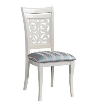 Стул с мягким сиденьем «Сиена» SIENA Слоновая кость