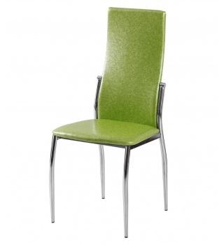 Современный стул 2368 зеленый