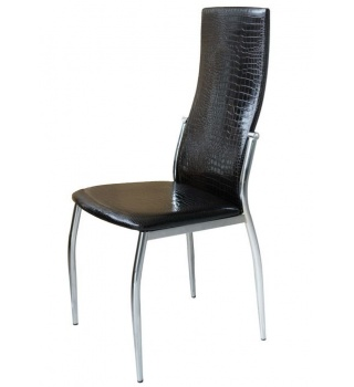 Стильный стул 2368 А3 под крокодиловую кожу