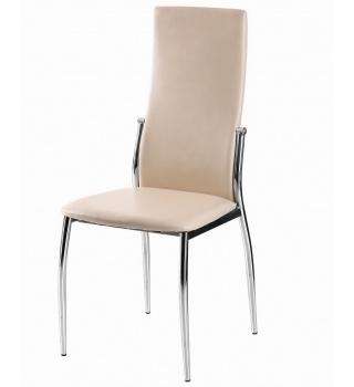 Стильный стул 2368 бежевый