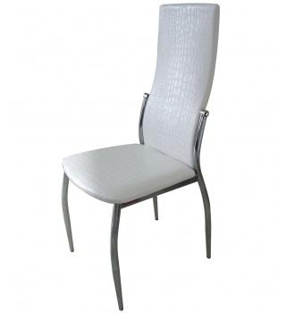 Стильный стул 2368 А6 под крокодиловую кожу