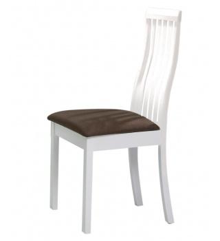 Деревянный стул Cecilia белый