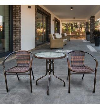 Комплект мебели для кафе Асоль-1В