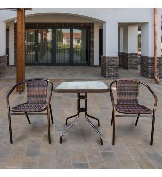 Комплект мебели для летнего кафе Asol-2B