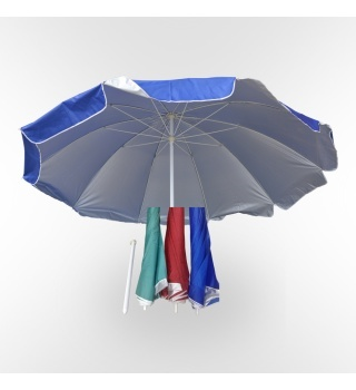 Зонт для дачи и кафе - 260см.
