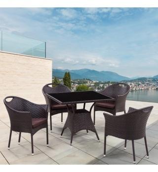 Комплект мебели из искусственного ротанга Napoli-2