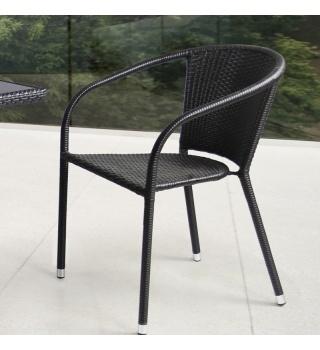 Кресло из искусственного ротанга Bridge