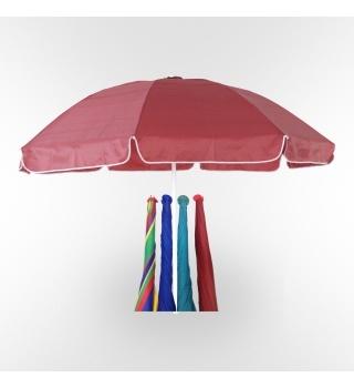 Зонт пляжный от солнца - 240см.