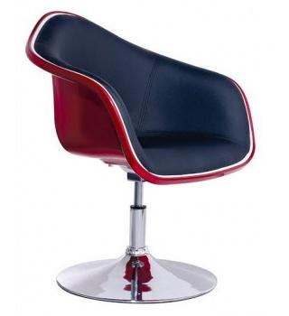 Барный стул A 666 красный