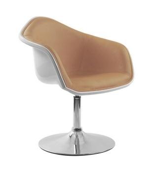 Барный стул A 666 белый