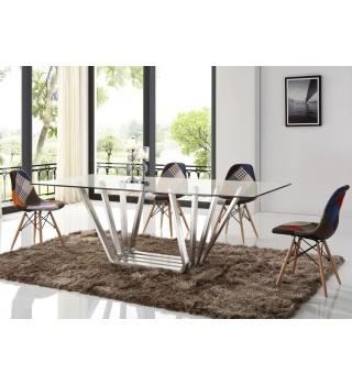 Стильный обеденный стол HA-1412K