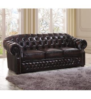 Стильный трёхместный диван B-128