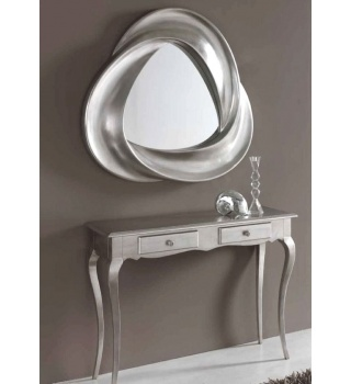 Зеркало Dupen PU178 серебряное