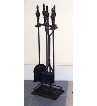 Каминный инструмент 51041BK набор