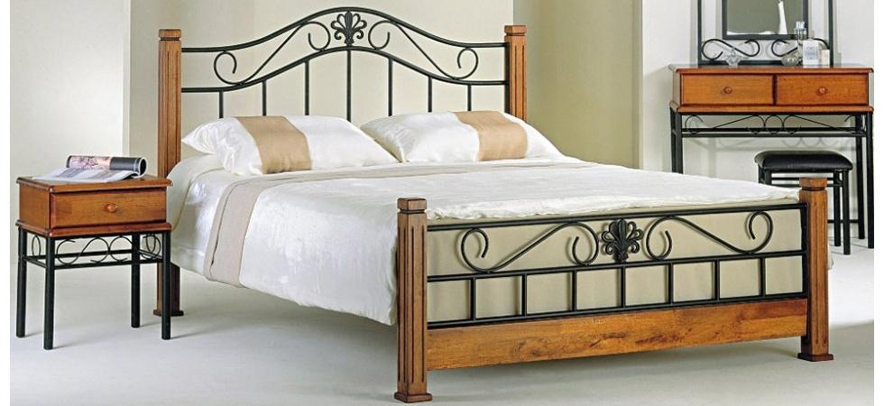 Акция - кровать Lantana + матрас 160*200